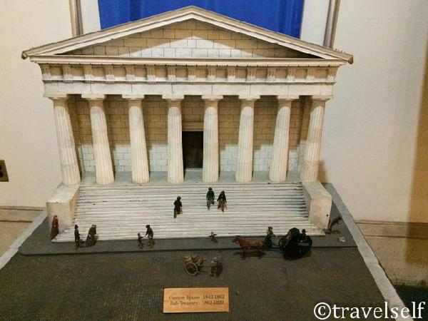 Federal Hall Custom House Subtreasury фото история